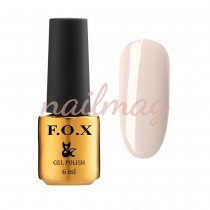 Гель-лак FOX Lady DREAMY №592 (Нюдовый), 6мл